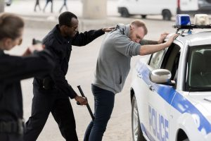 obstructing an officer in Oklahoma City
